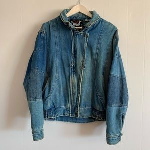Vintage Ruth Douglas NY Denim Jacket